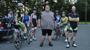 Ernest chose a bike instead of surgery to lose more than 200 lbs.